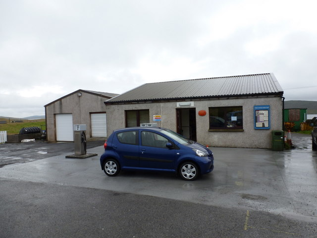 South Nesting: Skellister Post Office