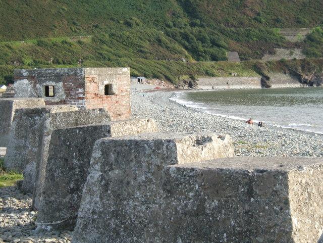 WW2 coastal defences