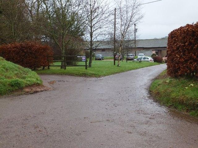 Burrow (or Borough) Farm