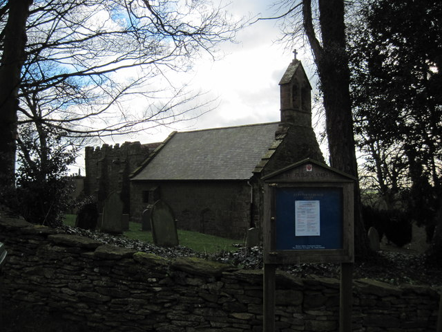 St  Peter's  Church  from  Low  Lane