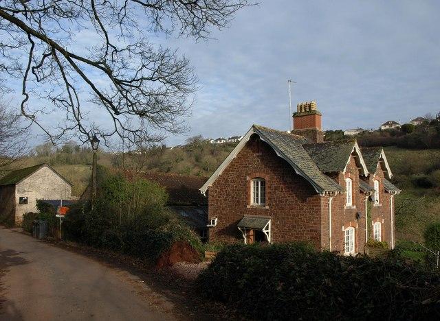 Meadow Cottages, Cockington