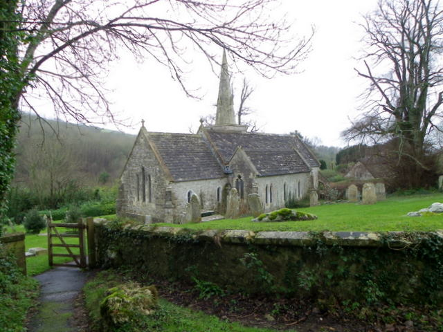 The Church of St Michael and All Angels, Littlebredy