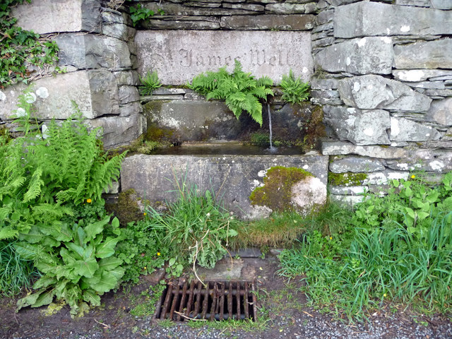 St James' Well, Troutbeck, Cumbria