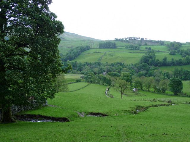 Farmland, Troutbeck, Cumbria