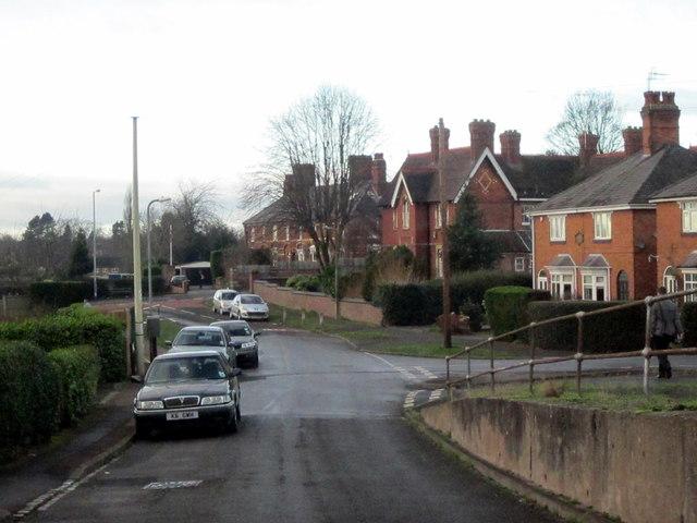 Bromsgrove East Road