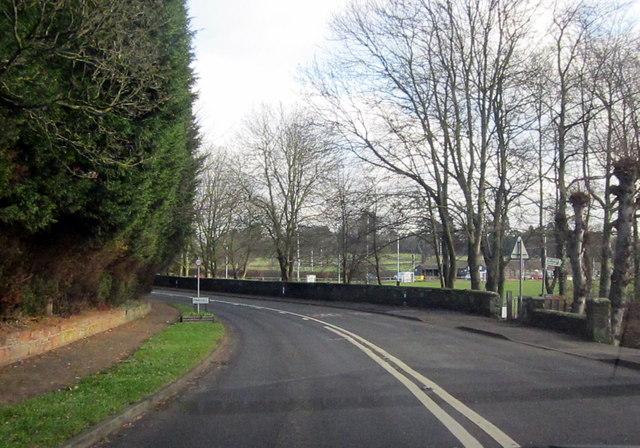 Bromsgrove Finstall Road B4184