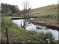 NZ0084 : The infant River Wansbeck by Oliver Dixon