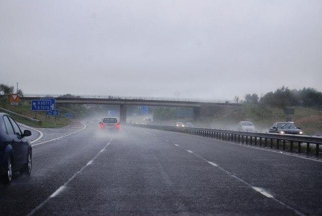 Junction 45, M6