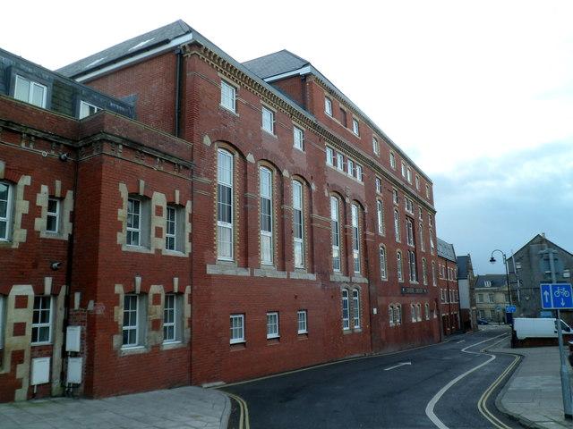 Ushers Apartments, Trowbridge