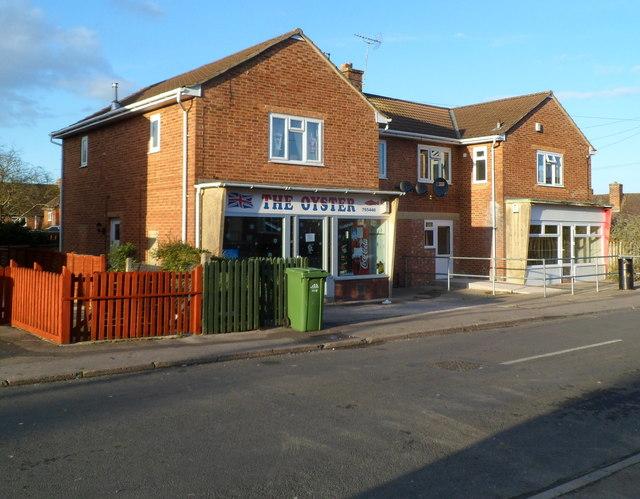 The Oyster fish bar, Trowbridge