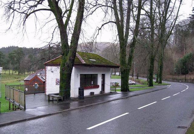 Visitor Information Centre, Langholm