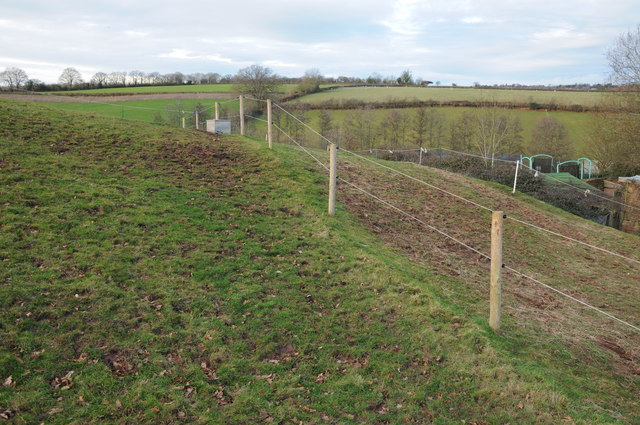 Farmland at Redbrook Farm