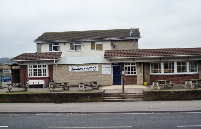 The Cavalier Pub in Michaeston Ely Cardiff