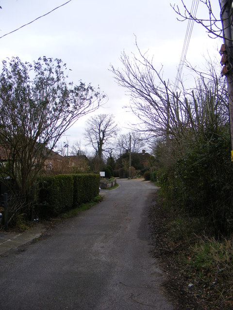 Doctors Lane, Stradbroke