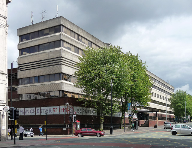 Former BBC, Oxford Road, Manchester