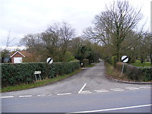 TM2374 : Neaves Lane, Stradbroke by Adrian Cable