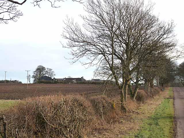 Needless Hall Moor Farm
