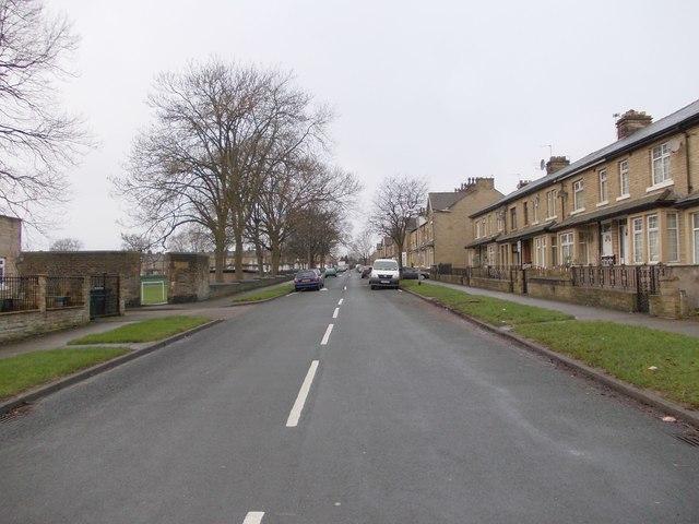 Springroyd Terrace - Lytton Road
