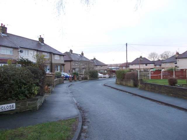 Green Close - Bull Royd Lane