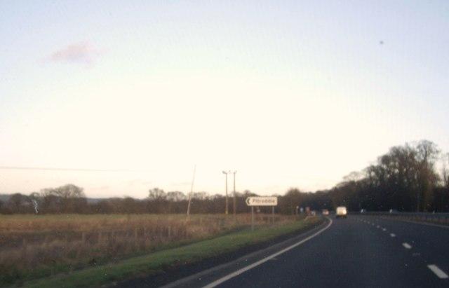 Junction for Pitroddie