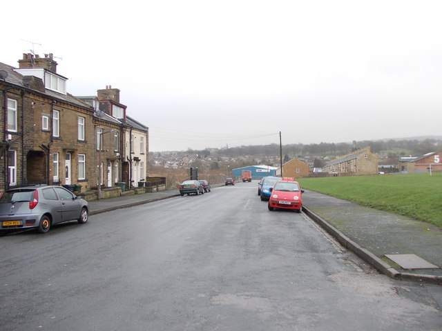 Munby Street - off Thornton Road