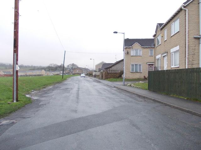 Thornton Old Road - off Thornton Road