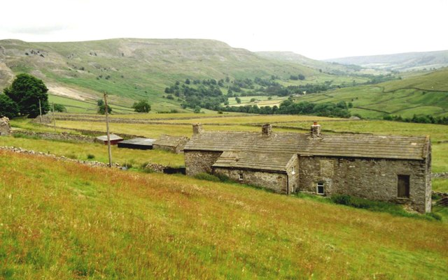 Arkengarthdale from the hamlet of Booze, Nth Yorkshire