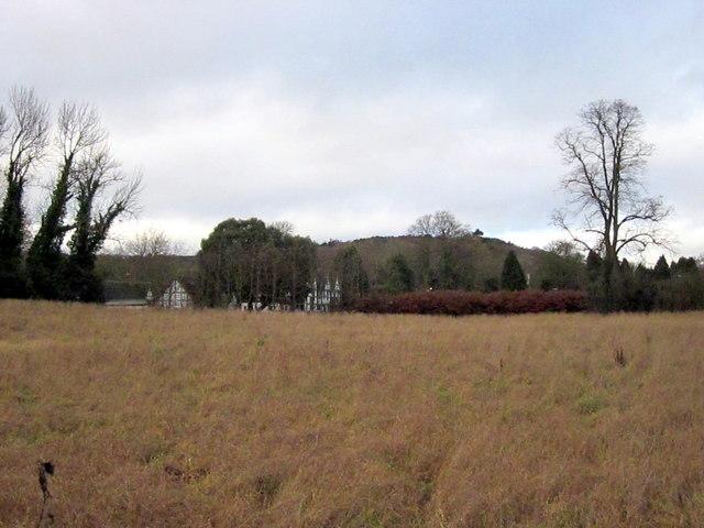 Barnt Green, Fiery Hill Road - Open Fields, For Now!
