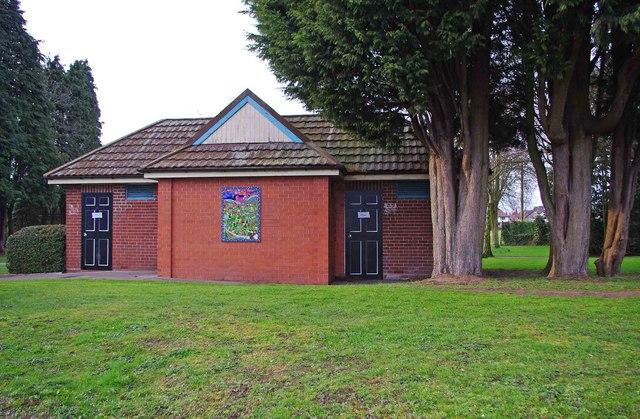 Public inconvenience at Wem Recreation Ground, Aston Street, Wem