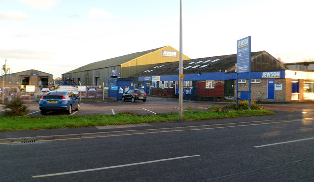 Jewson, Canal Road Industrial Estate, Trowbridge