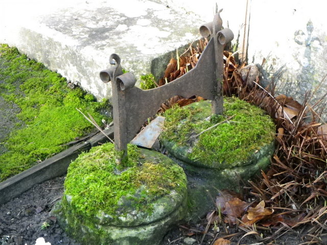 Boot scraper, St George's Church