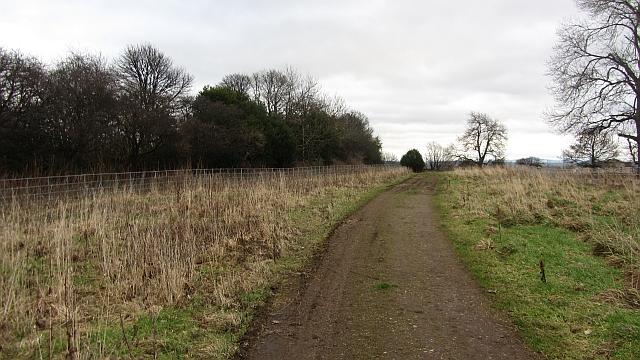 Driveway, Edmonstone