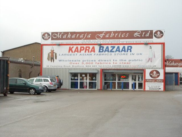 Kapra Bazaar - Cemetery Road