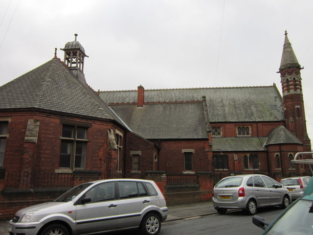 The Church On The Way on Princess Avenue, Hull