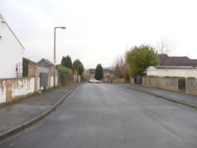Mallory Close - Sycamore Avenue