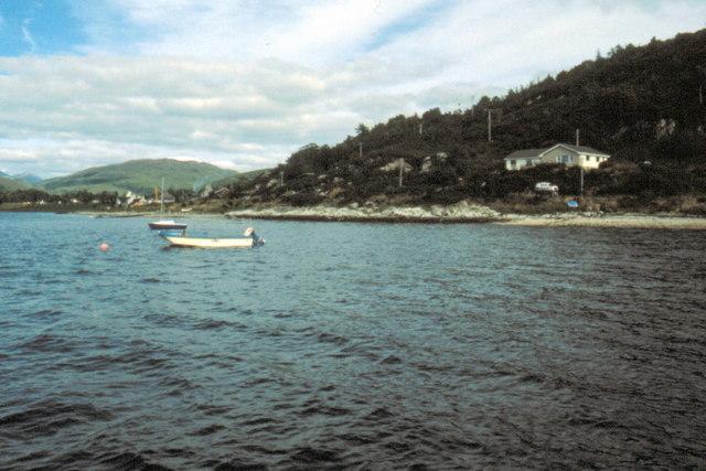 Port Appin - 1981
