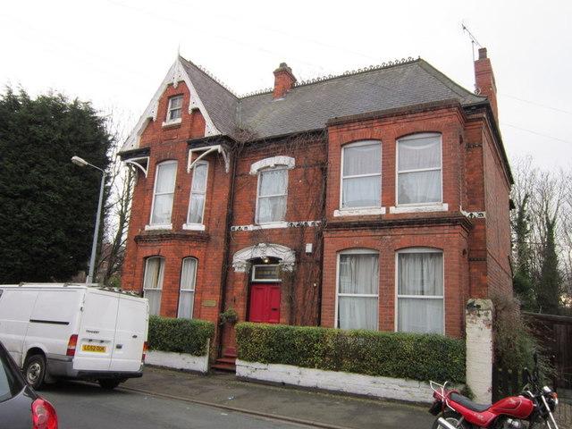 Duesbery House on Duesbery Street