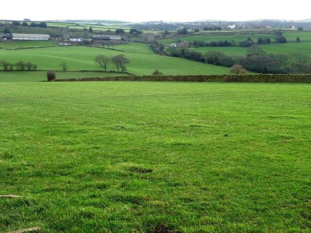 Fulstone farmland