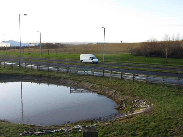 Balancing pool, Ravenscraig