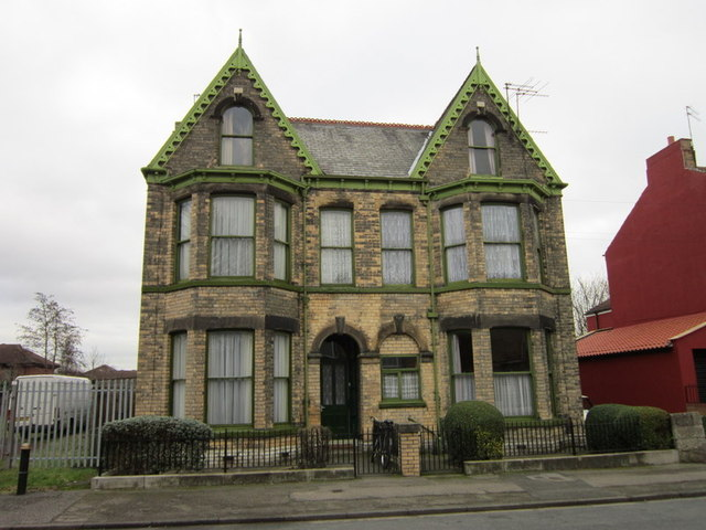 An house on Berkeley Street, Hull