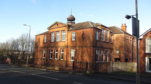 Former school, Craigneuk Street