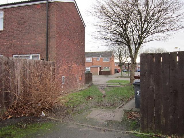 Hopwood Close, Hull