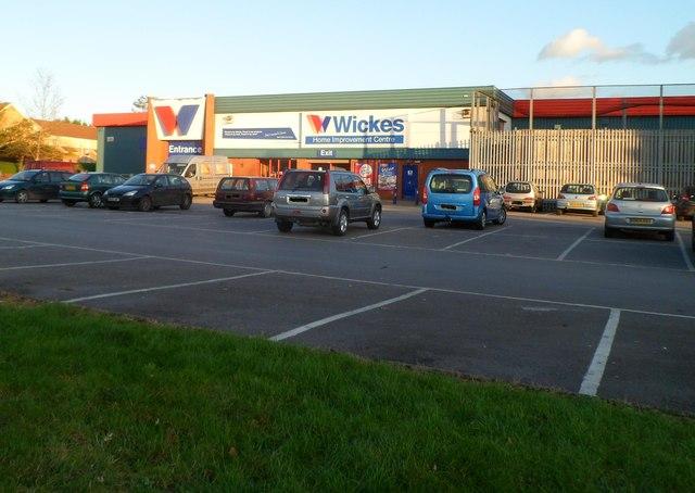 Wickes Home Improvement Centre, Trowbridge
