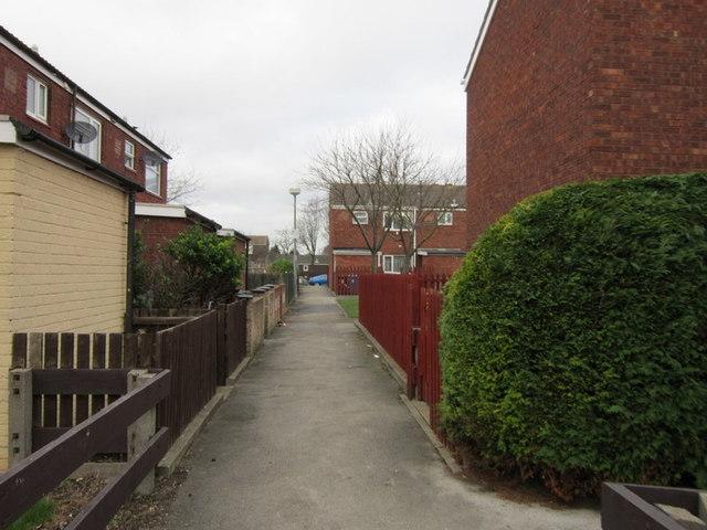 Cromwell Close, Hull
