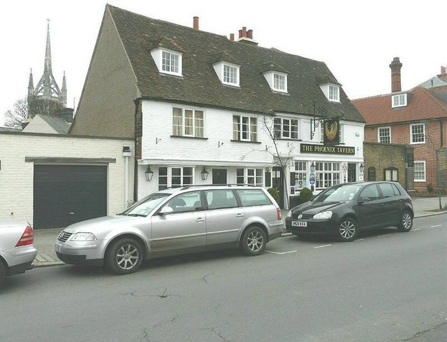 The Phoenix Tavern, Abbey Street, Faversham