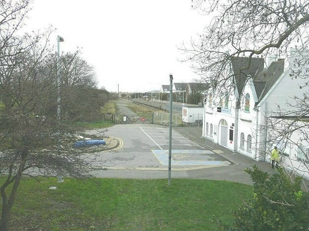 Queenborough railway station