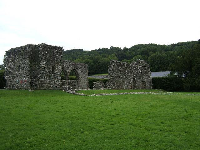Cymer Abbey