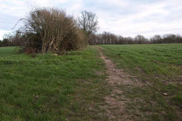 Footpath near Norheads Farm