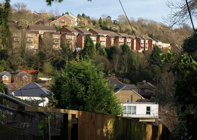 Housing at Biggin Hill
