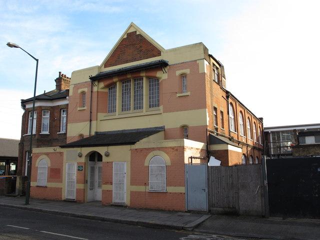 Church Hall, Tavistock Road, NW10